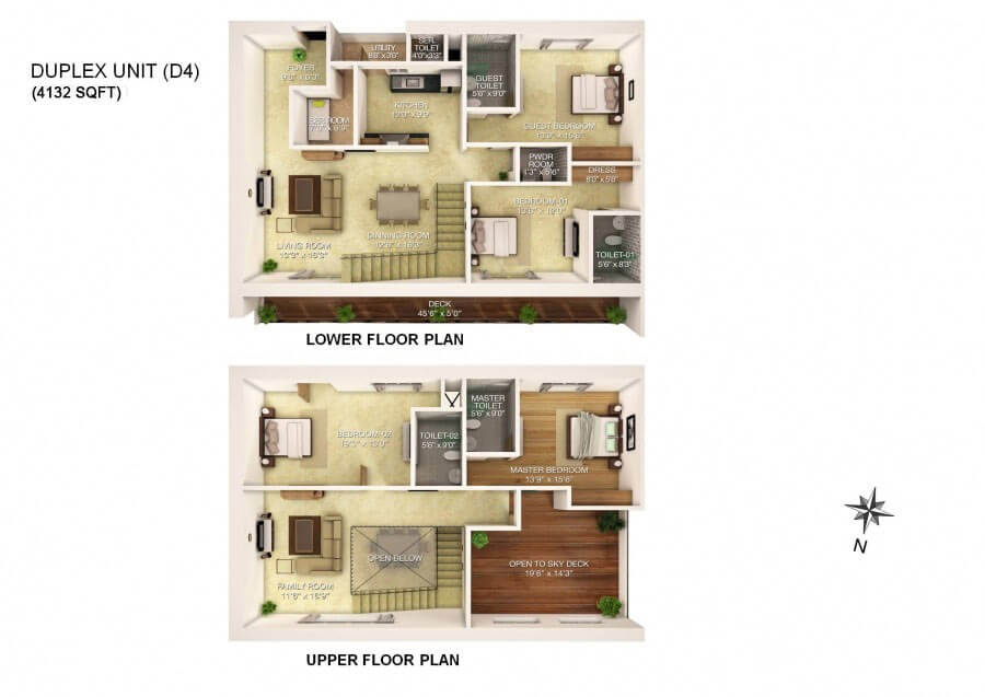 Rj group for Floor plan for 4bhk house